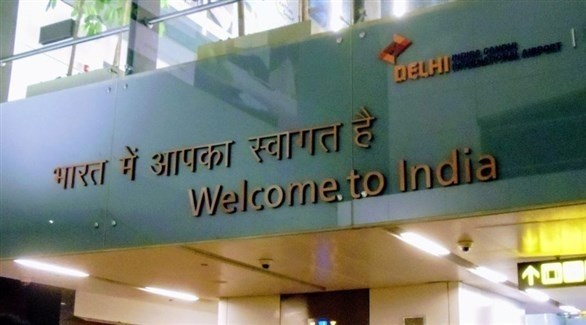 جانب من أحد المطارات الهندية (أرشيف)