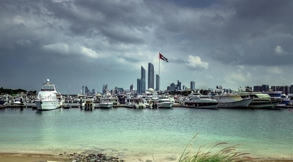 طقس غائم في الإمارات (أرشيف)