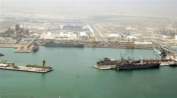 ميناء خور عبدالله (أرشيف)