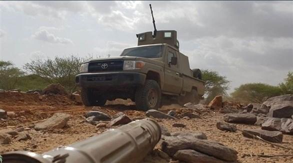 مركبة عسكرية تابعة للجيش اليمني (أرشيف)