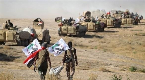 ميليشيا الحشد الشعبي العراقي (أرشيف)