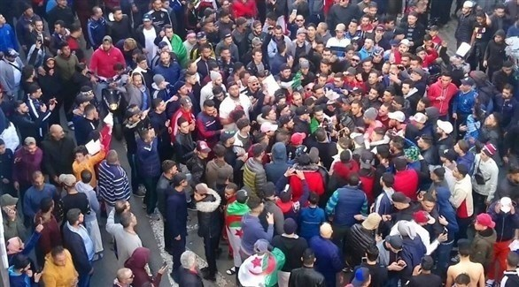 احتجاجات في الجزائر (أرشيف)