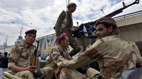 عناصر من قوات الجبش في اليمن (أرشيف)