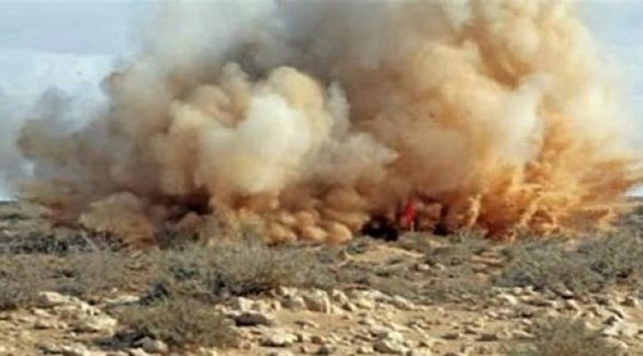 انفجار عبوة ناسفة في العراق (أرشيف)