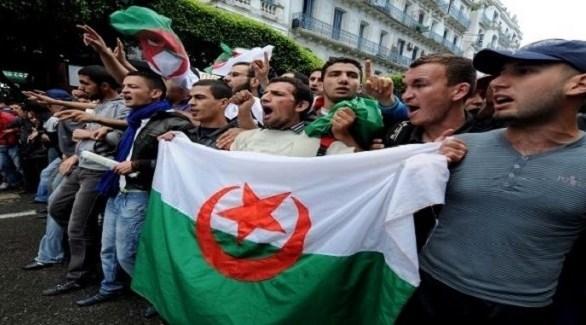 مظاهرات في الجزائر(أرشيف)