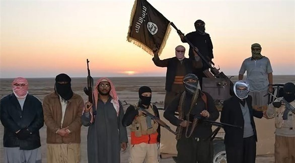 مقاتلون في تنظيم داعش الإرهابي (أرشيف)