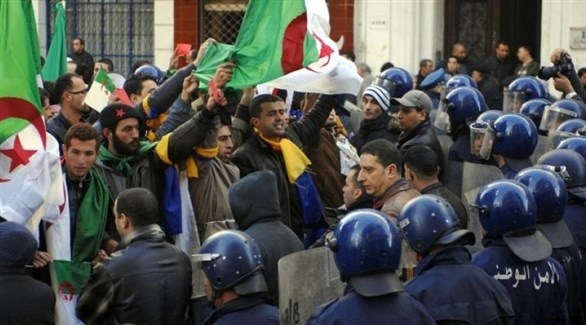 مظاهرات في الجزائر (أرشيف)