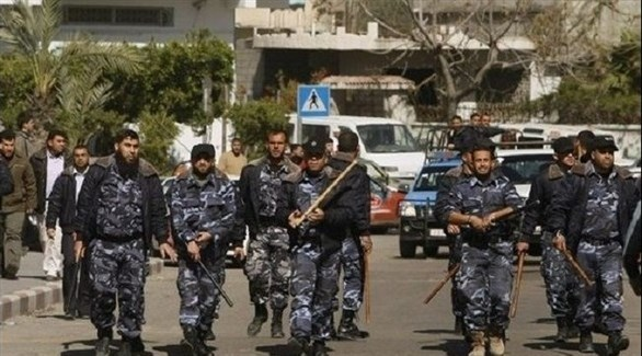 عناصر أمن حماس (أرشيف)