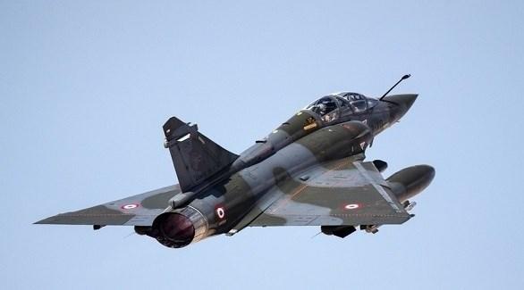 مقاتلة فرنسية من طراز ميراج 2000 (أرشيف)