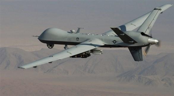 طائرة أمريكية دون طيار في الصومال (أرشيف)