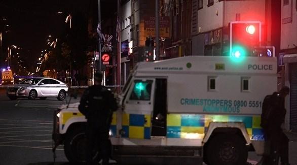 شرطة أيرلندا الشمالية(أرشيف)