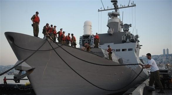 إحدى سفن البحرية الروسية ترسو في الرأس الأخضر (أرشيف)