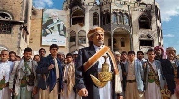 رجال من قبيلة حاشد اليمنية (أرشيف)