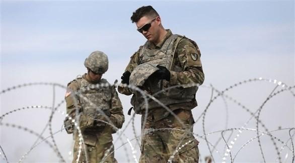 قوات أمريكية (أرشيف)