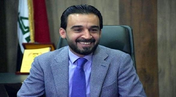 رئيس البرلمان العراقي محمد الحلبوسي (أرشيف)