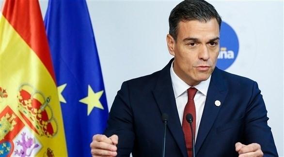 رئيس الحكومة الإسبانية بيدرو سانشيز (أرشيف)