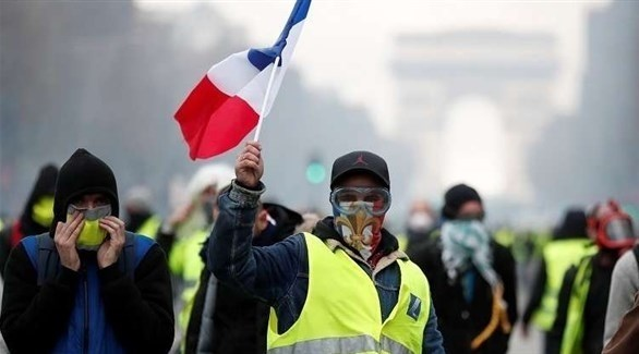 أحد متظاهري
