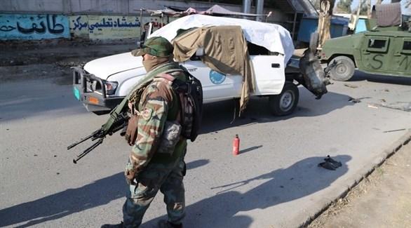 عسكري أفغاني (EPA)