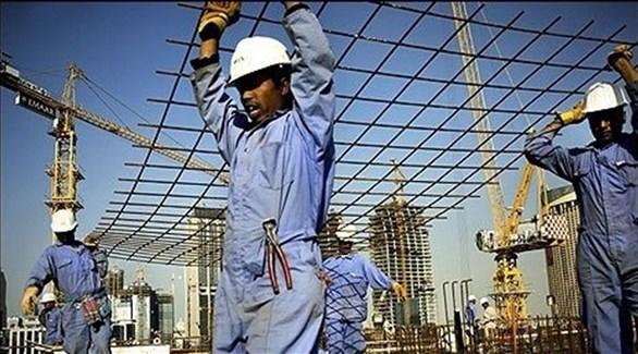 عمال أجانب في قطر(أرشيف)