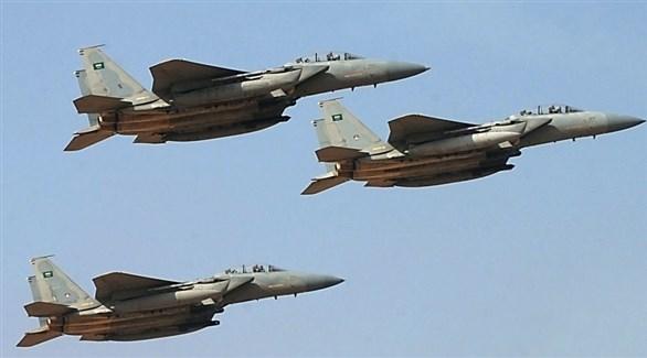 مقاتلات تابعة للتحالف العربي في اليمن (أرشيف)