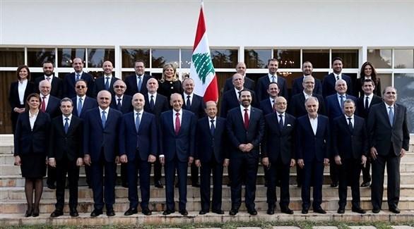 الحكومة اللبنانية الجديدة (أرشيف)