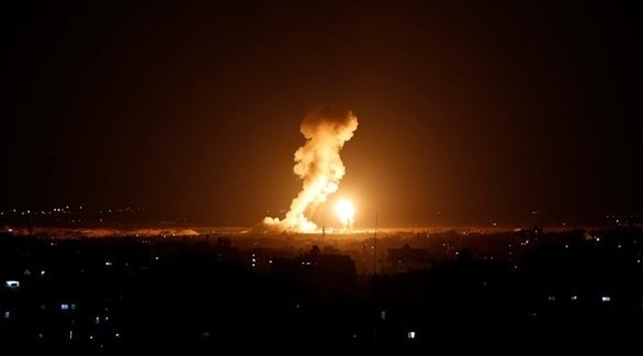 صواريخ إسرائيلية على غزة (أرشيف)