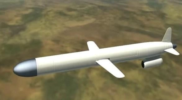 صاروخ رادوغا الروسي المجنح (أرشيف)