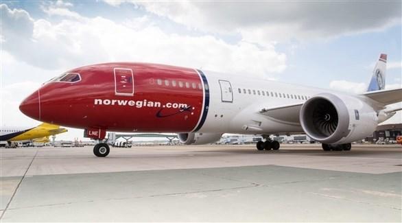 طائرة تابعة لنرويجيان اير (أرشيف)