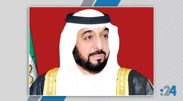 رئيس الدولة الشيخ خليفة بن زايد آل نهيان (أرشيف)