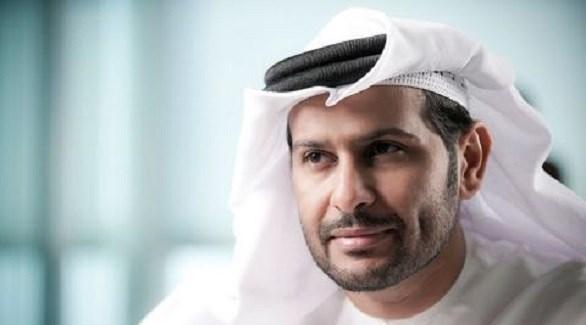 رئيس دائرة التنمية الاقتصادية في أبوظبي سيف محمد الهاجري (أرشيف)