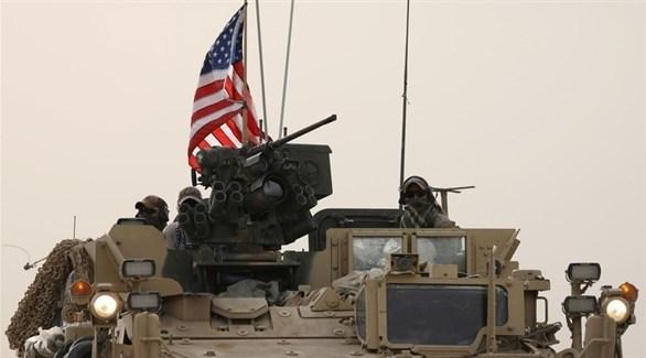 عناصر من القوات الأمريكية (أرشيف)