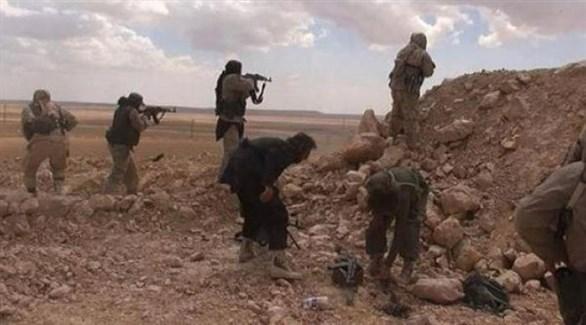 تنظيم داعش مني بخسائر ميدانية كبرى خلال العامين الأخيرين (أرشيف)