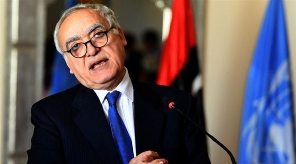 المبعوث الأممي إلى ليبيا غسان سلامة (أرشيف)