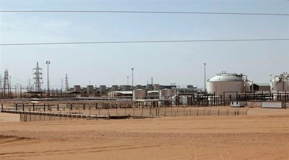 حقل شرارة النفطي(أرشيف)