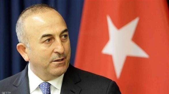 وزير الخارجية التركية مولود تشاووش أوغلو(أرشيف)