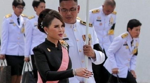الأميرة أوبولراتانا الشقيقة الكبرى لملك تايلاند ( إ ب أ)
