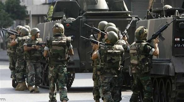 جنود من الجيش اللبناني (أرشيف)