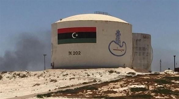 خزانات للنفط في ليبيا (أرشيف)