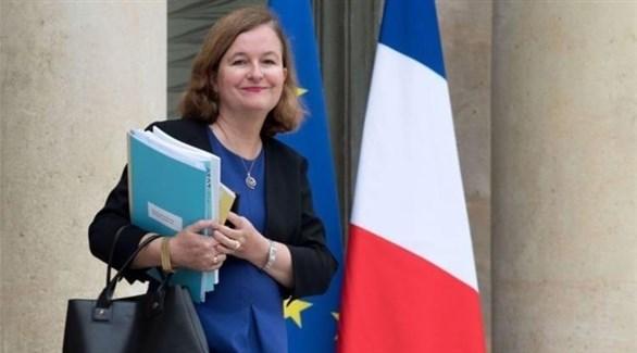 وزيرة الشؤون الأوروبية الفرنسية ناتالي لوازو(أرشيف)