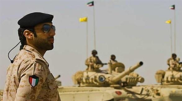 عناصر من الجيش الكويتي (أرشيف)