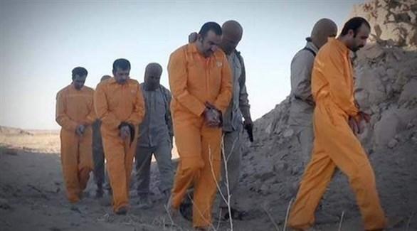 إحدى إعدامات داعش في العراق (أرشيف)