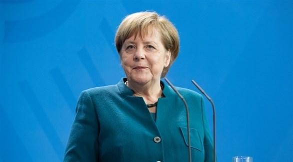 المستشارة الألمانية انجيلا ميركل (أرشيف)
