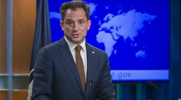 المتحدث باسم الخارجية الأمريكية (أرشيف)