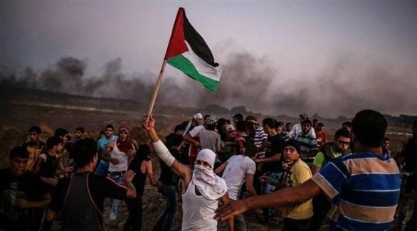 مسيرات العودة في غزة (أرشيف)