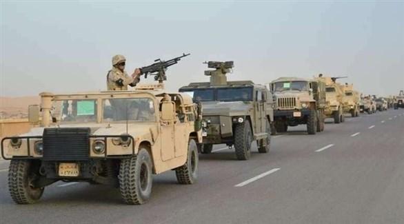 آليات للجيش اليمني (أرشيف)