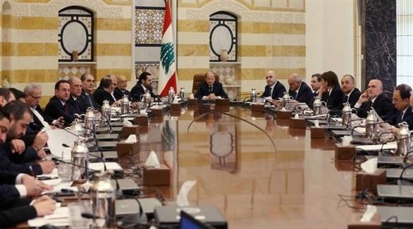 اجتماع للحكومة اللبنانية (أرشيف)