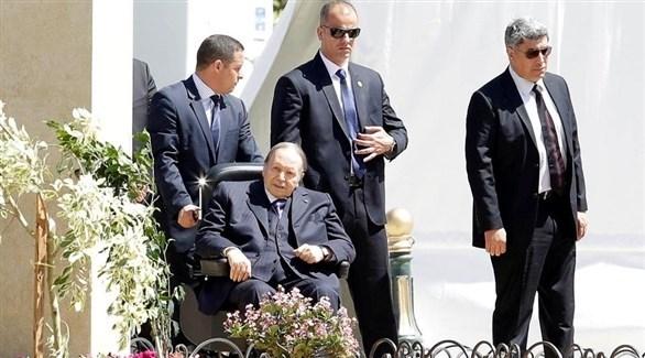 الرئيس الجزائري عبد العزيز بوتفليقة (أرشيف)