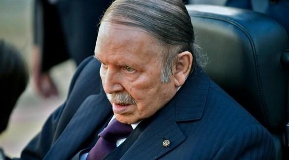 الرئيس الجزائري عبد العزيز بوتفليقة(أرشيف)