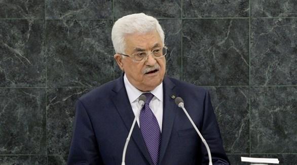 الرئيس الفلسطيني محمود عباس(أرشيف)