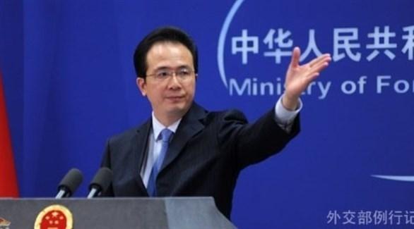 المتحدث باسم وزارة الخارجية الصينية هوا شونينغ (أرشيف)